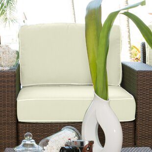 Panama Jack Outdoor Key Biscayne Armless Chair