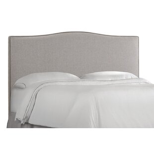 Nest Theory Wren Upholstered Panel Headboard by Sam Moore