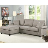 Poland 85'' Left Hand Facing Sectional by Red Barrel Studio®
