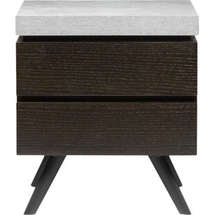 Batts End Table with Storage