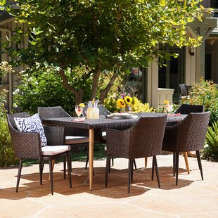 George Oliver Caledonia 7 Piece Dining Set