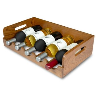 Gowins 5 Bottle Tabletop Wine Bottle Rack..