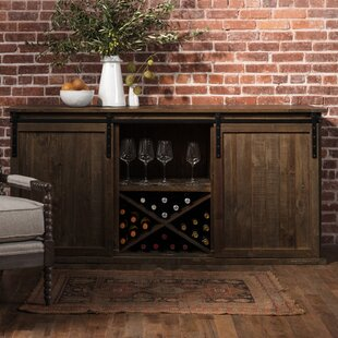 Mesa Evolution Center Credenza Wine Enthusiast