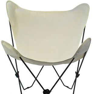 Great Fuzzy Butterfly Chair | Wayfair