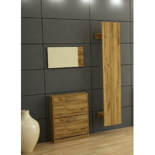 Demitri 3 Piece Hallway Set By Ebern Designs