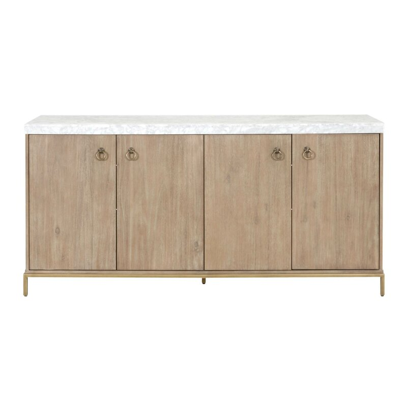 Brookby Place Media Sideboard