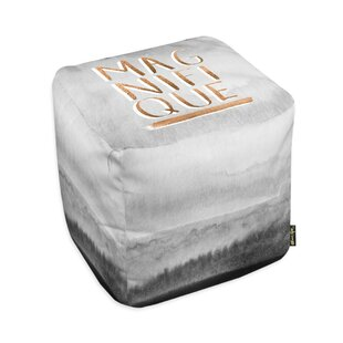 Oliver Gal Home Rose Pouf by Oliver Gal