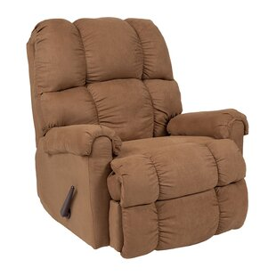 Fromberg Manual Rocker Recliner by Winston Porter Comparison