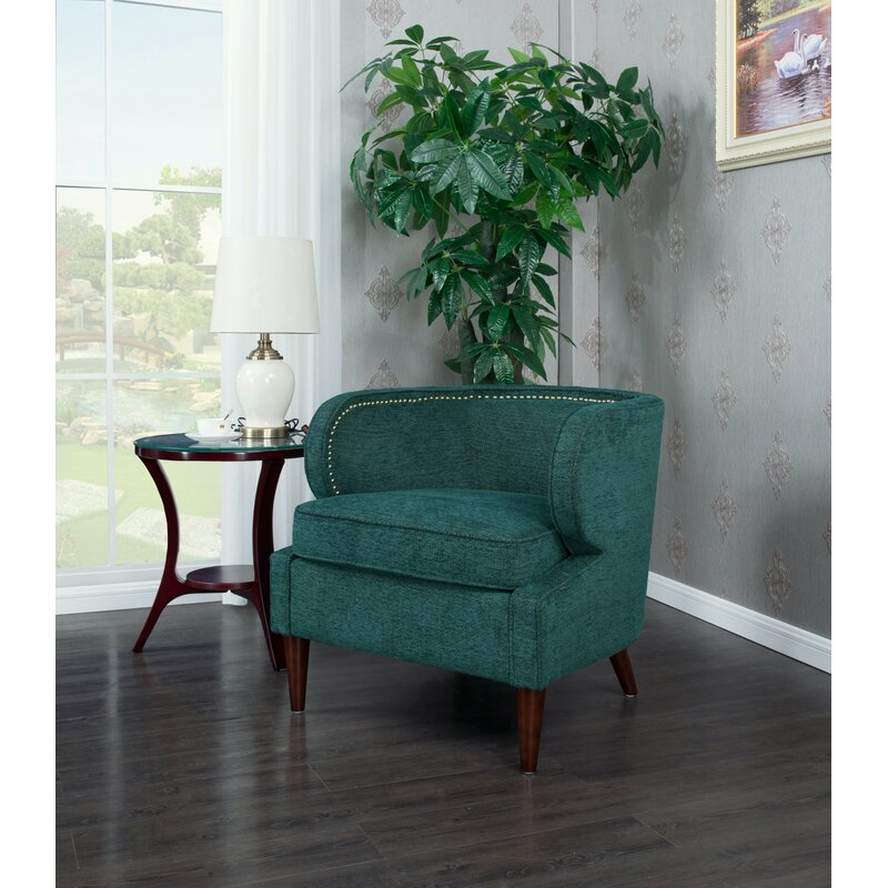 Alcott Hill Landisville 23 Barrel Chair Wayfair