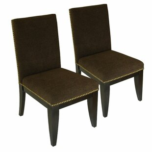 Montgomery Side Chair (Set of 2) by Carolina Accents