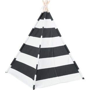 Pop-Up Play Teepee with Carrying Bag