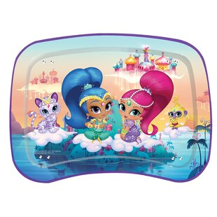 Shimmer and Shine Kids Snack and Play Tray by Commonwealth