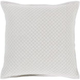 Troene Square 100% Cotton Pillow Cover