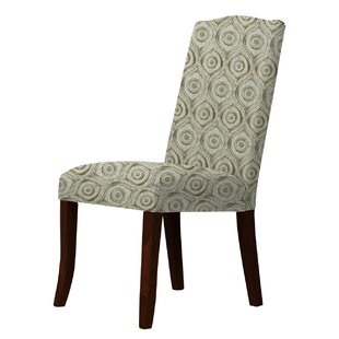 Red Barrel Studio Lasseter Upholstered Dining Chair (Set of 2)
