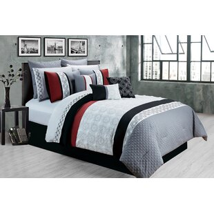 Woodridge 7 Piece Comforter Set