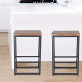 Windcrest 24.5 Counter Stool (Set of 2) by 17 Stories