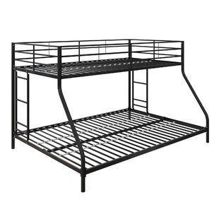 Hannatou Twin Over Full Standard Bunk Bed by Isabelle & Max™