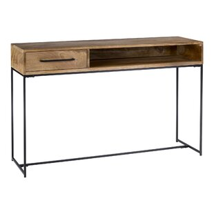 Shery Console Table by Union Rustic