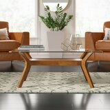 Cala Hammered Coffee Table Wayfair