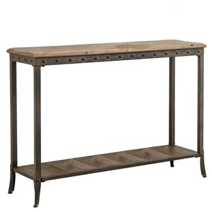 Lucia Solid Wood Console Table