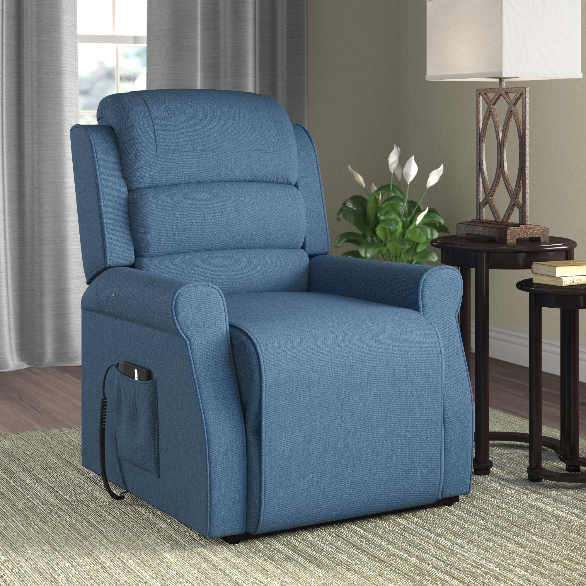 Blue Recliners You Ll Love In 2020 Wayfair