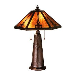 Allmon Mica 25 Table Lamp