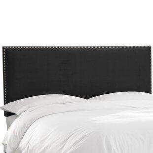 Beachcrest Home Burhardt Upholstered Panel Headboard