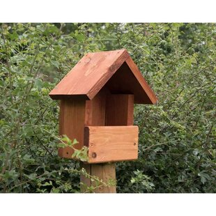 Westerlund Post Mounted Birdhouse By Sol 72 Outdoor