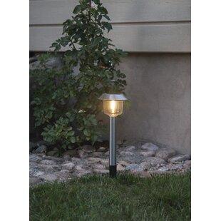 Review Leverette 1 Light LED Pathway Light