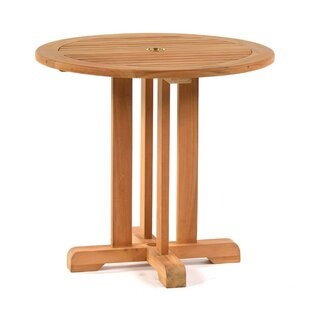 Pratts Teak Dining Table By Sol 72 Outdoor