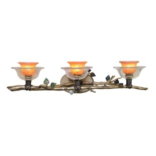 Kalco Cottonwood 3-Light Vanity Light