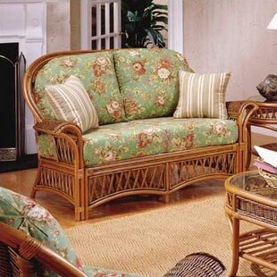 Shop 3700 Old World Loveseat by South Sea Rattan