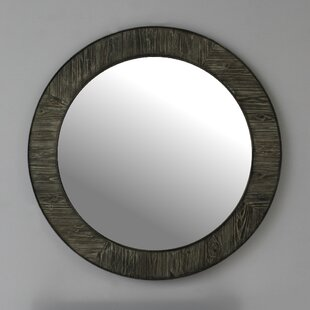 Gracie Oaks Vas Wall Mirror