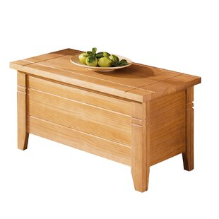 Aliza Coffee Table Trunk By Natur Pur