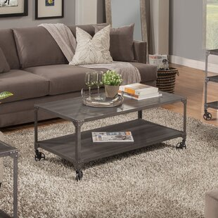 Lindell Loft Coffee Table by 17 Stories