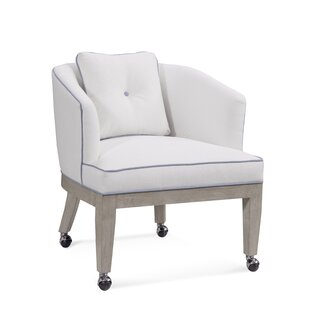 Braxton Culler Dresden Barrel Chair with Casters