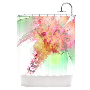 Lily Single Shower Curtain