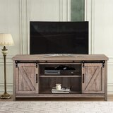 Buffington Solid Wood TV Stand for TVs up to 60 by Foundry Select