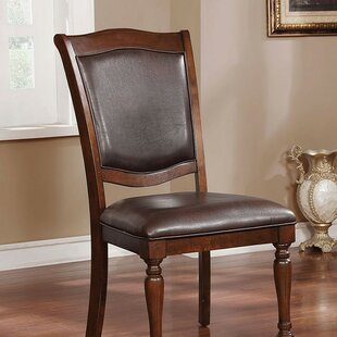 Dufrene Upholstered Dining Chair (Set of 2) Astoria Grand