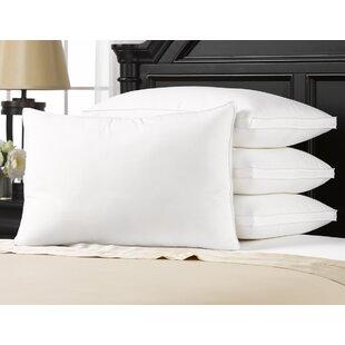 Exquisite Hotel Gel Fiber Pillow (Set of 4)