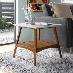 Modern Contemporary Belafonte End Table Allmodern