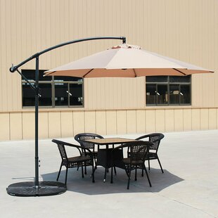 Darby Home Co Cantillo 10' Cantilever Umbrella