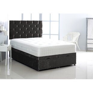 Tiana Upholstered Ottoman Bed By Willa Arlo Interiors