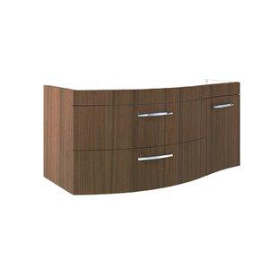 Trejo 1110mm Wall Hung Single Vanity Unit By Ebern Designs