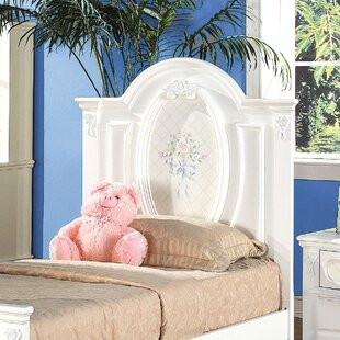 Great Price Arvizu Flora Full Panel Headboard by Harriet Bee Reviews (2019) & Buyer's Guide