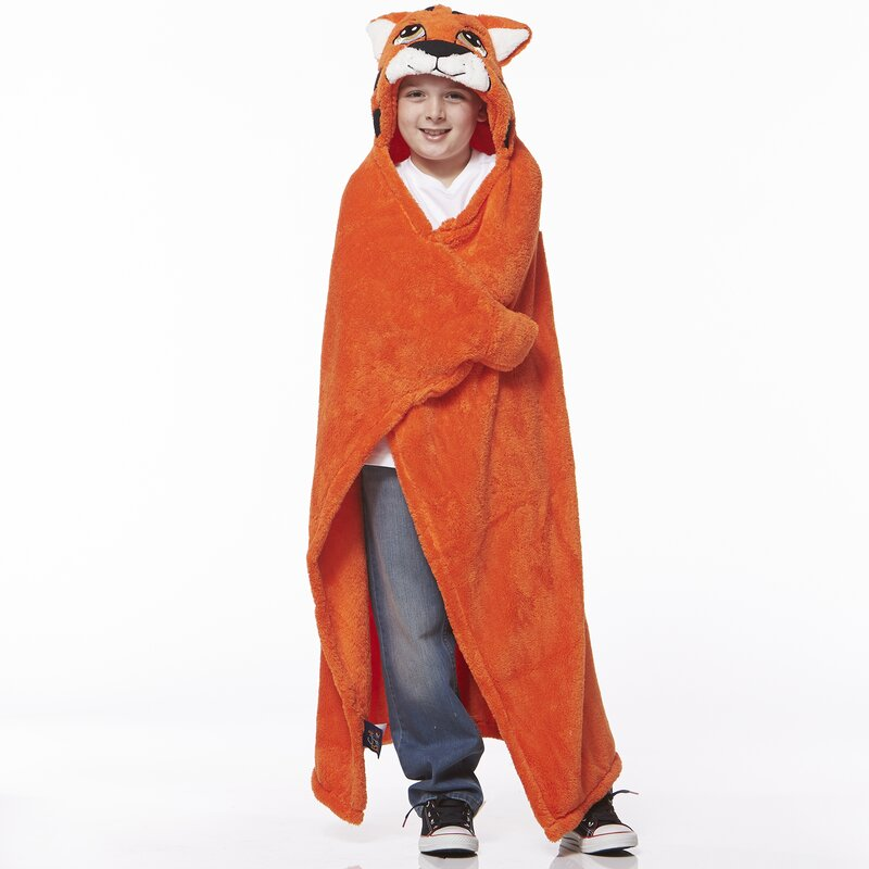 Tiger Cuddly Buddies® Throw