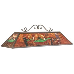 RAM Game Room 4-Light Billiard Light