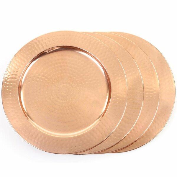 Copper Charger Plates Wayfair