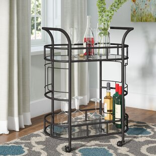 Boswell 2-Tier Bar Cart