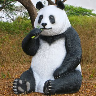 Design Toscano Fantong Giant Panda Bear Statue